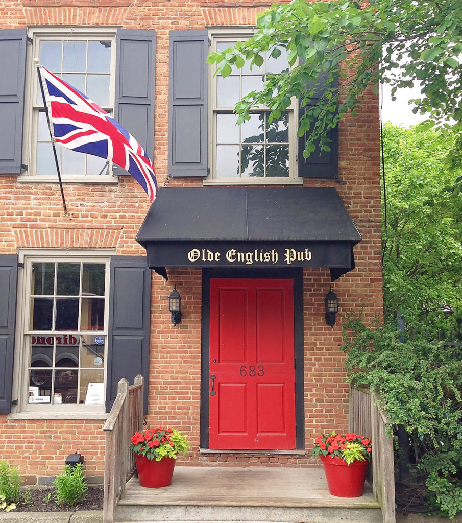 The Olde English Pub -- Albany, NY